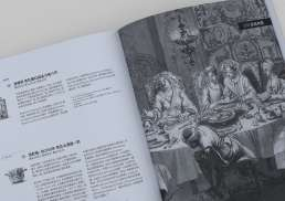 Catalogue Out of The Ordinary. Graphic Print Editorial Design Lisbon