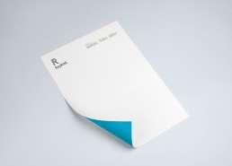 RepRisk Logo Design Visual Language Application