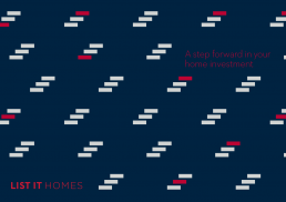 List It Homes Brand Identity