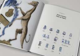 Book Tankards & Mugs. Graphic Print Editorial Design Lisbon