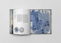 A Time and A Place Catalogue. Graphic Print Editorial Design Lisbon